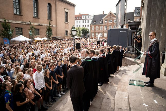 The essential words and phrases that explain student life in Denmark
