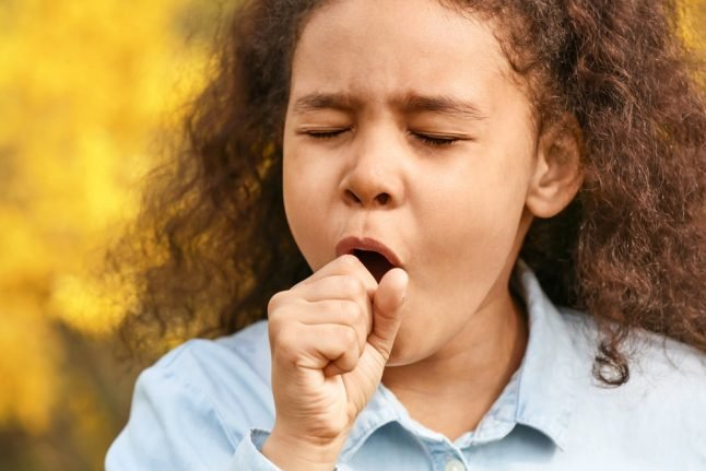 Whooping cough epidemic declared in Denmark