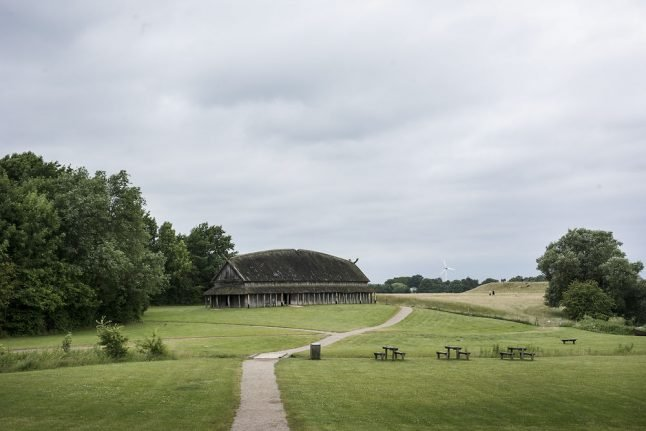 Danish Viking fortress to be reconstructed after project given approval