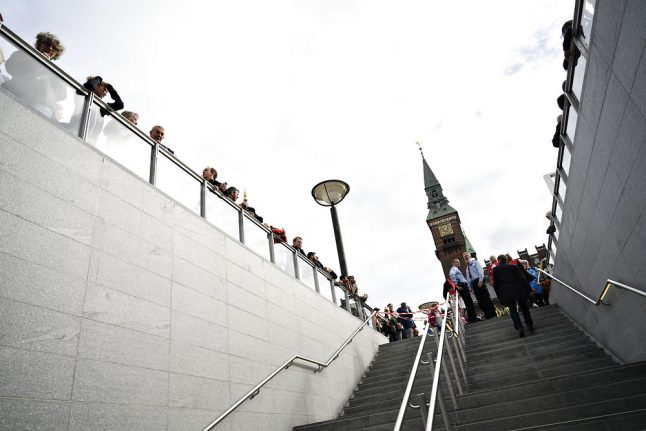 In pictures: A look at Copenhagen's new City Ring Metro line