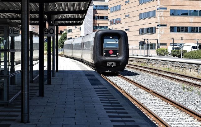 Denmark's rail ticket system targeted in digital attack