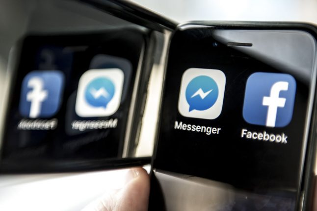 Danes grow less concerned about handing over data to Facebook