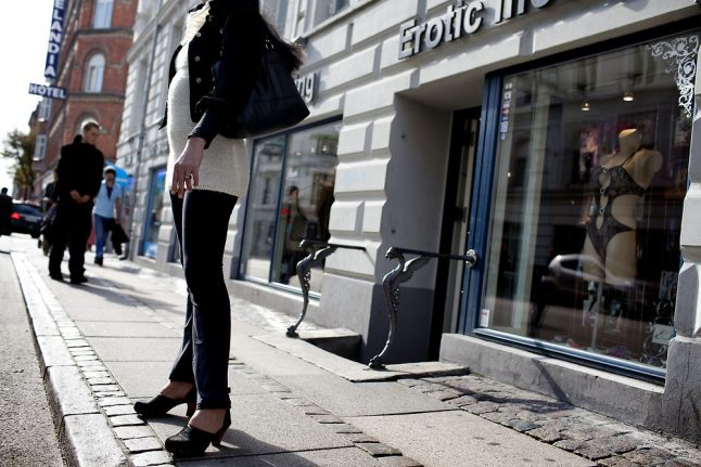 Danish government scraps plans to reform sex workers' rights