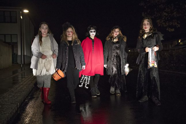 How Halloween scared off Fastelavn to become Denmark's favourite fancy dress day
