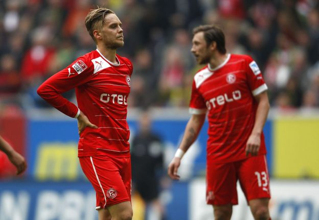 Danish footballer quits game after getting two-year drugs ban