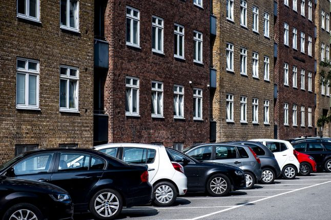 Copenhagen residents could pay 100 times more for parking