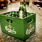 Is Carlsberg about to release a paper beer bottle?