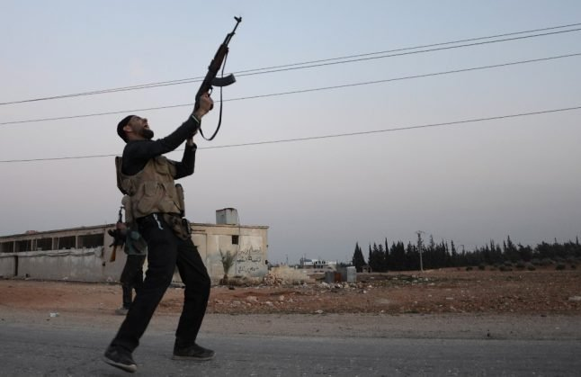 Denmark to end consular assistance for Islamist fighters