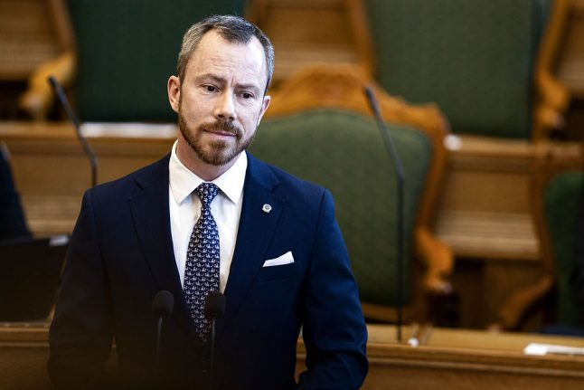 Danish opposition leader expects 'some' refugees to have long-term future in country