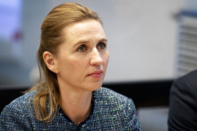 Denmark offers to lead Nato training mission in Iraq