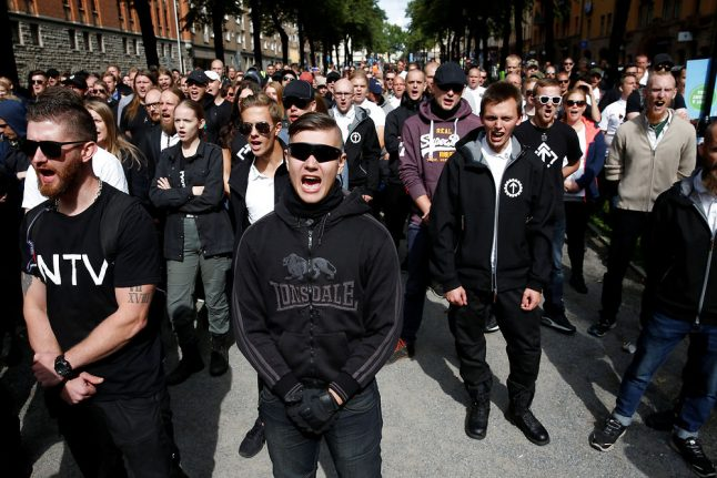 'Pure Nazism': The antisemitic organization that wants to get a foothold in Denmark