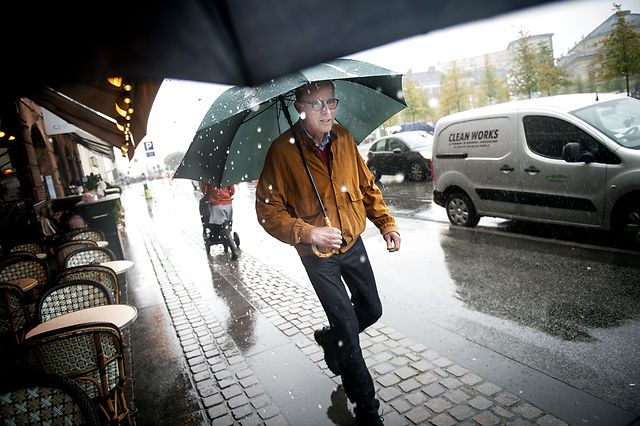 Denmark on course for wettest autumn on record