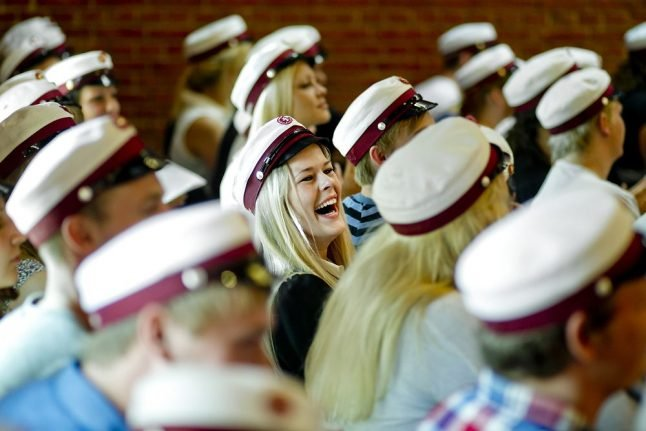 Should Denmark allow fewer young people to graduate upper secondary school?