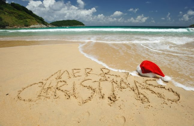 Are Danes ditching traditions and heading abroad for Christmas?