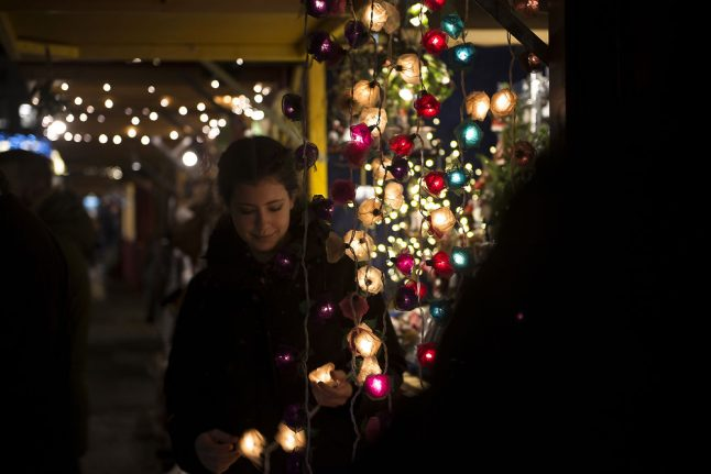 The six Danish Christmas markets to have to visit