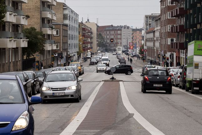 Denmark wants to confiscate cars, revoke licences from reckless drivers