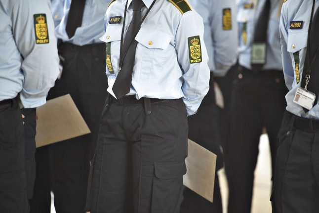 Explained: Denmark's plan to downsize the National Police