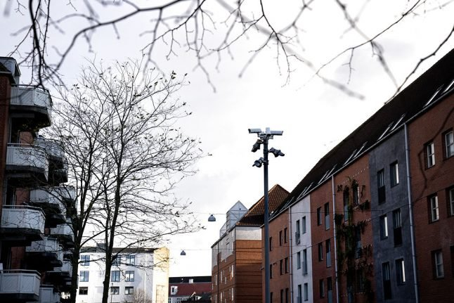 Half of well-known Danish 'ghetto' to be sold as residents rue uncertain future