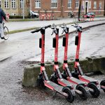 Electric scooters are 'seven times' more dangerous than bicycles on Danish roads