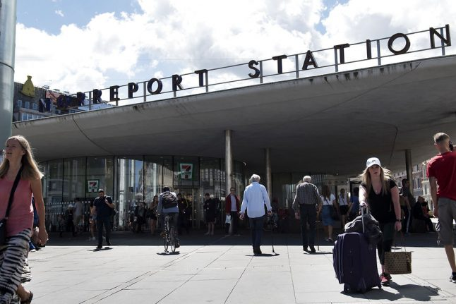The best and worst things about Copenhagen's Nørreport Station