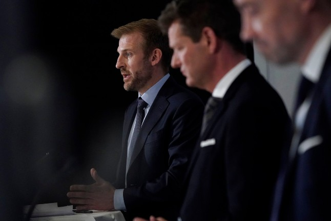 Danish police to issue first fines for breaking meeting ban