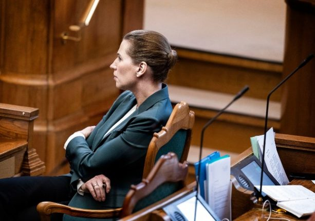 Danish ruling party surges after tough coronavirus actions