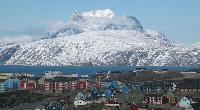 Greenland bans sale of alcohol in capital over virus fears