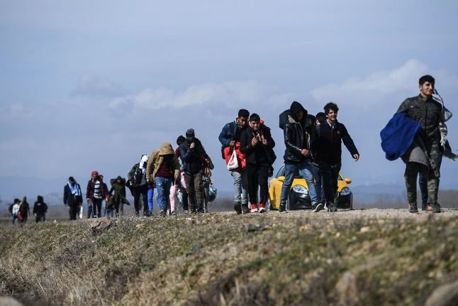 PM says Denmark 'ready to help' Greece stem refugee arrivals