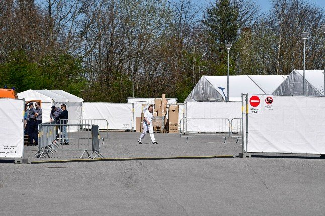 New Danish agency will test up to 20,000 people a day for coronavirus