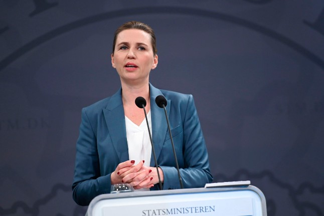 Danish PM to speed up reopening after 'better numbers than we dared hope for'