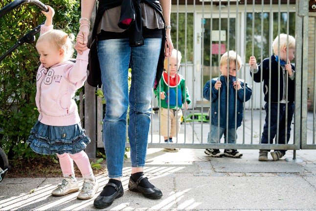 Three toys per child and a teddy bear ban: New rules for Denmark's kindergartens