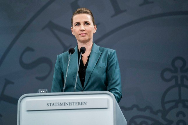 Danish PM: 'We will not return to Denmark as it was'