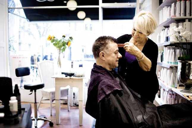 Denmark to reopen hair salons and driving schools next week