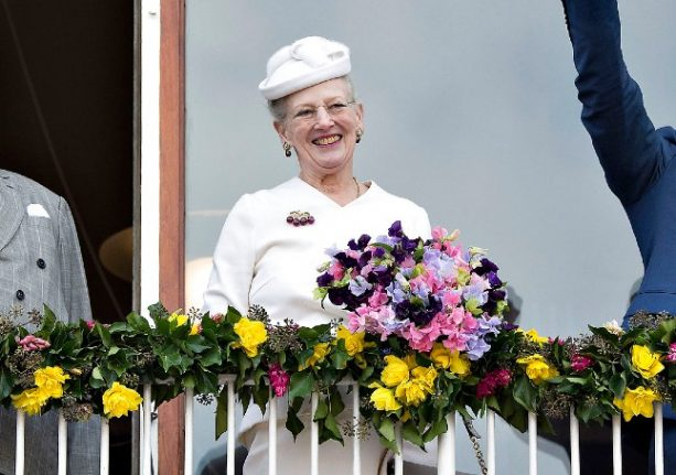 Danish Queen's special request: 'Don't send me birthday flowers'