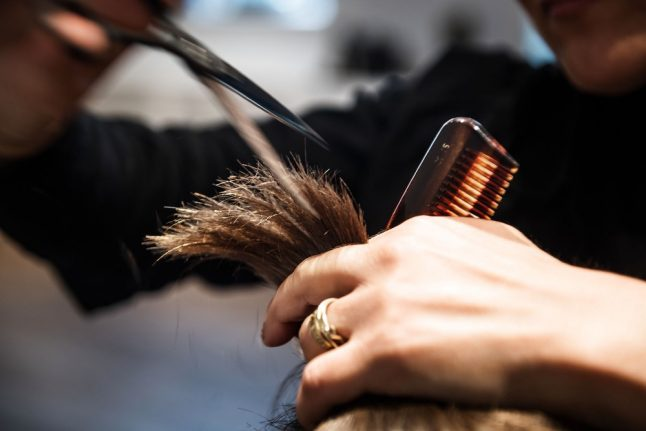 Denmark after lockdown: Hairdressers and other professions re-open