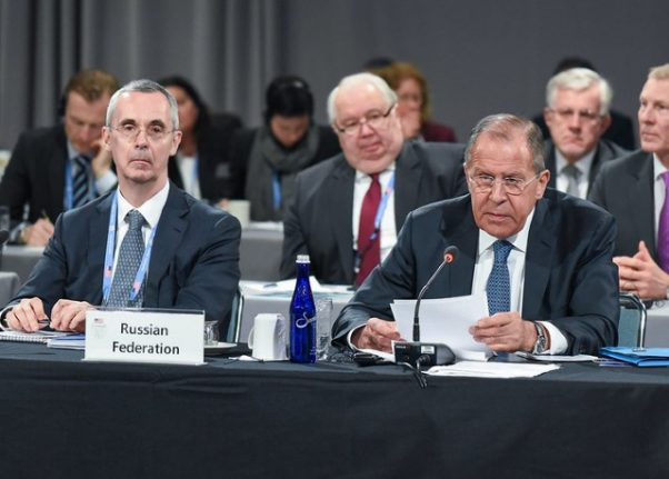 Russia attacks US's 'confrontational' Greenland policy