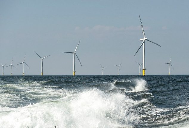Denmark proposes giant 1.3GW wind to jet fuel plant