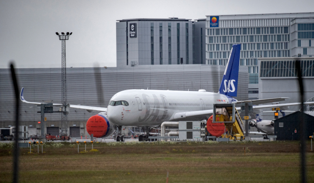 How SAS' loss widened as lockdowns grounded flights