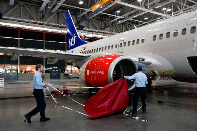SAS doubles flights as it restarts Scandinavian and US routes