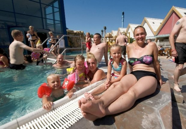 Denmark allows groups of 50 and reopens pools and gyms