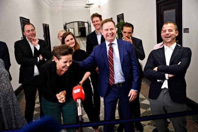 Danish parties strike deal to develop carbon tax