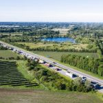 8km traffic jams build as Denmark opens up to German tourists