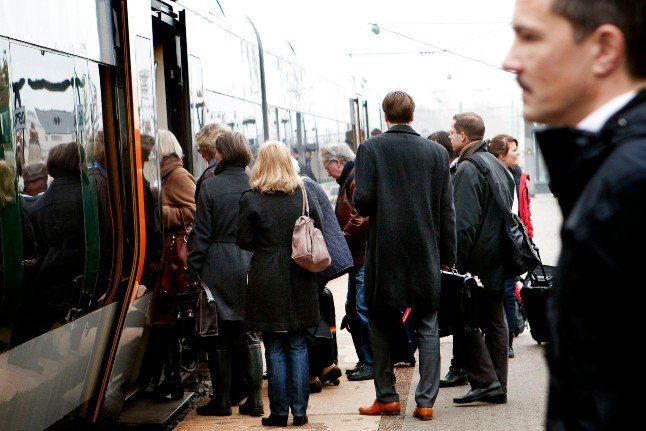 Trains between Sweden and Denmark return to normal timetable