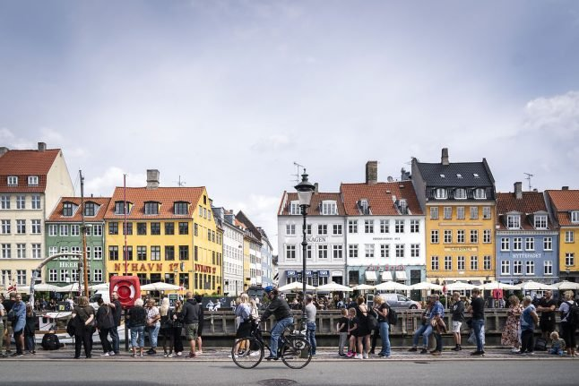 These are the current rules for travel to Denmark from outside of Europe