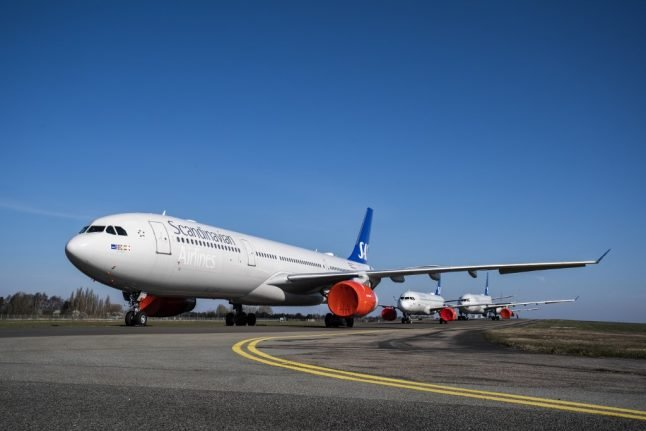 SAS airline vows to refund passengers after criticism from Swedish consumer agency