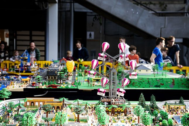 Lego decommissions 'military' aircraft model after backlash