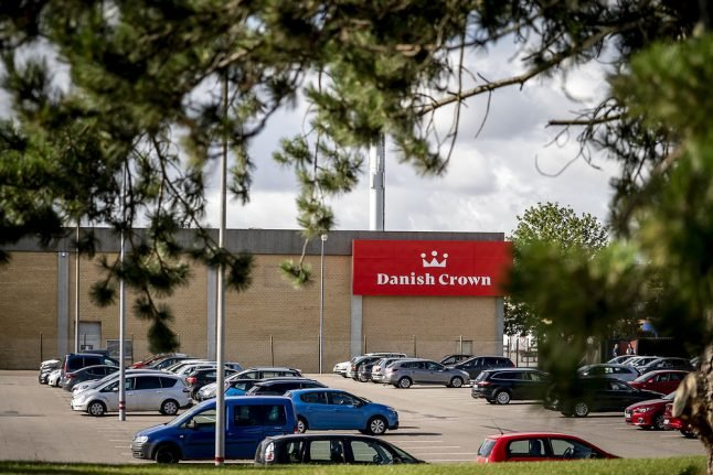Danish coronavirus infections up as meat plant confirms cases