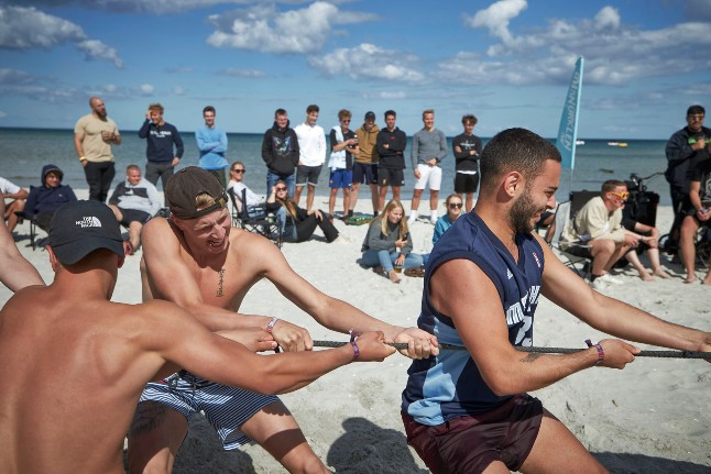 Festival beach camp shuts in Denmark after police ruling