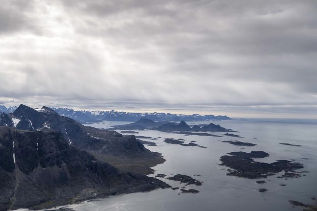 Climate change sends melting Greenland ice 'past tipping point'
