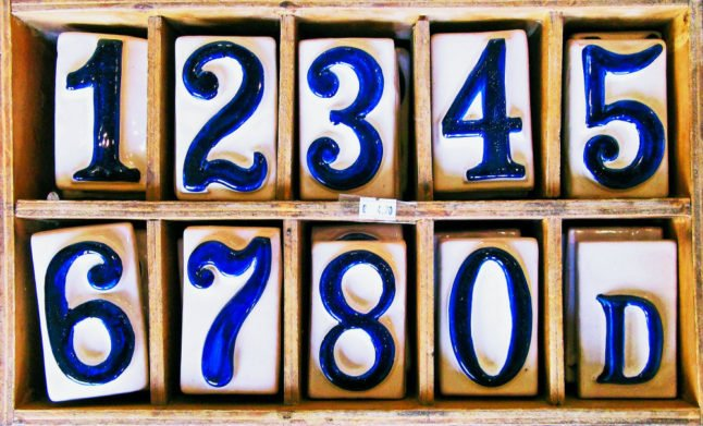 How did the Danish language end up with its crazy numbers?